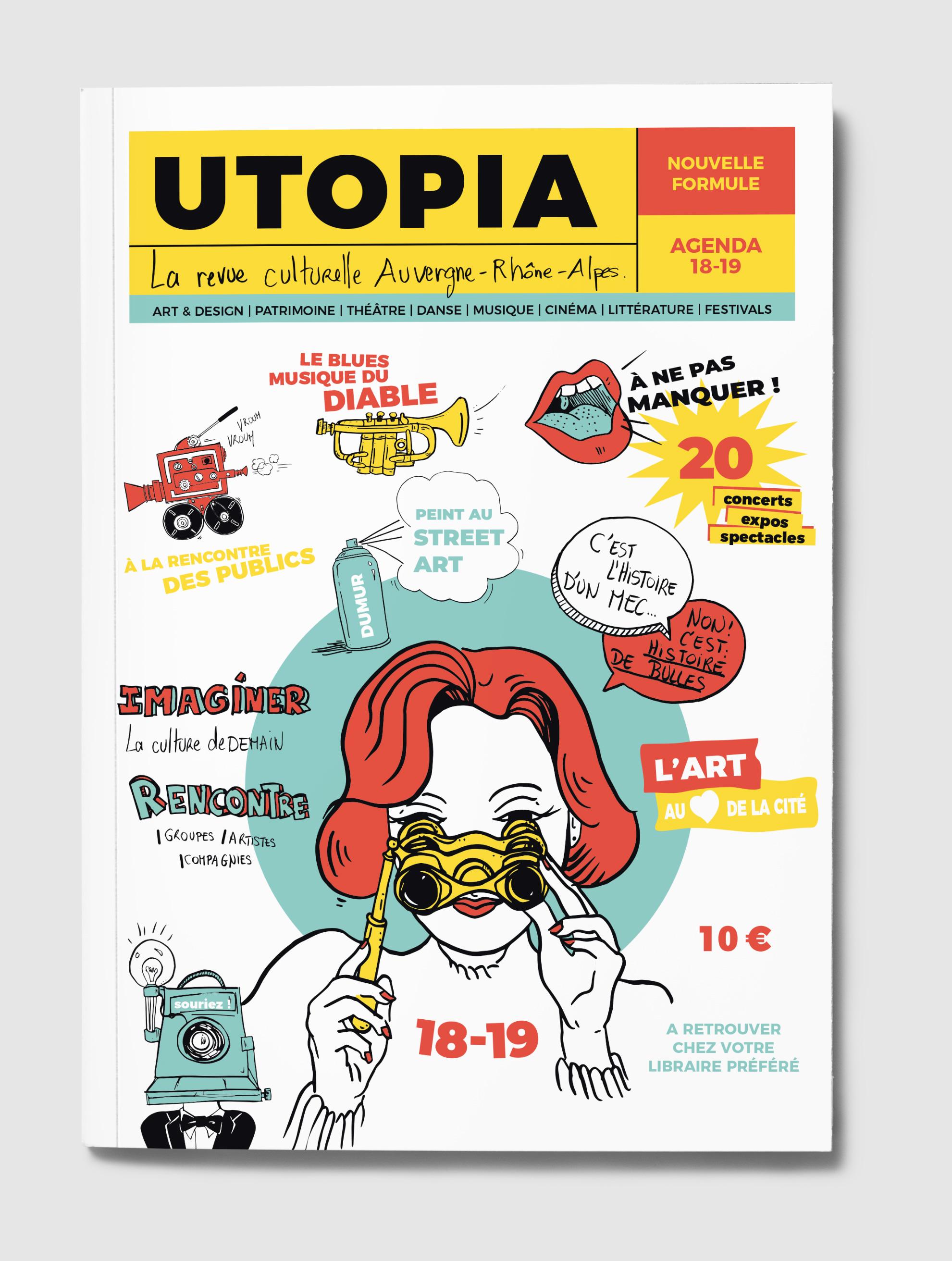 Utopia revue 18/19