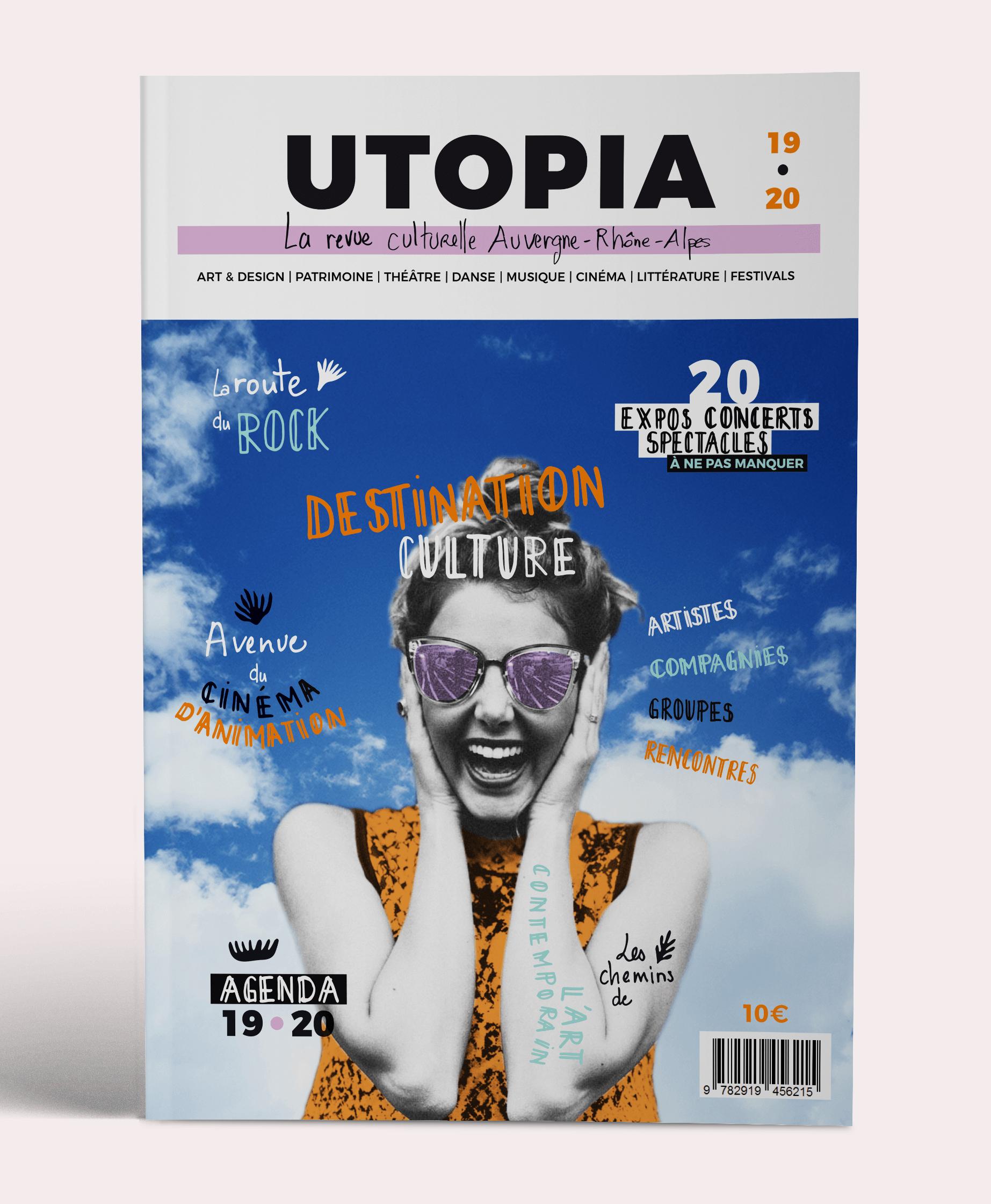 Utopia revue 19-20