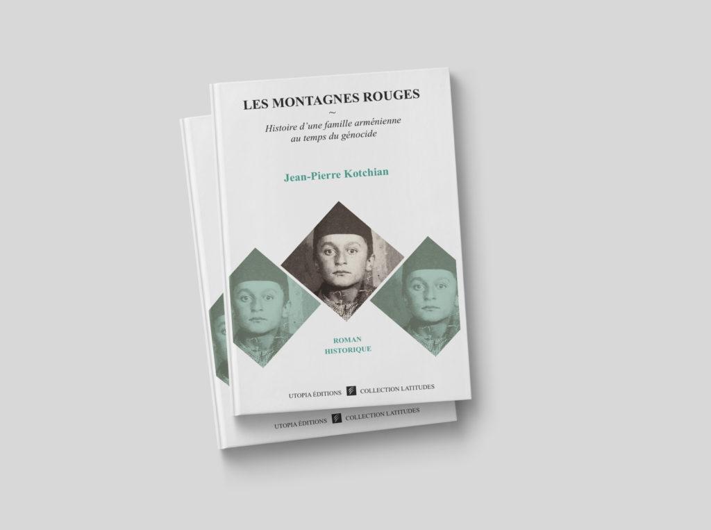 Avec Les Montagnes Rouges, Jean-Pierre Kotchian nous livre un récit dramatique, parfois comique, jalonné d'amitiés et de séparations cruelles.